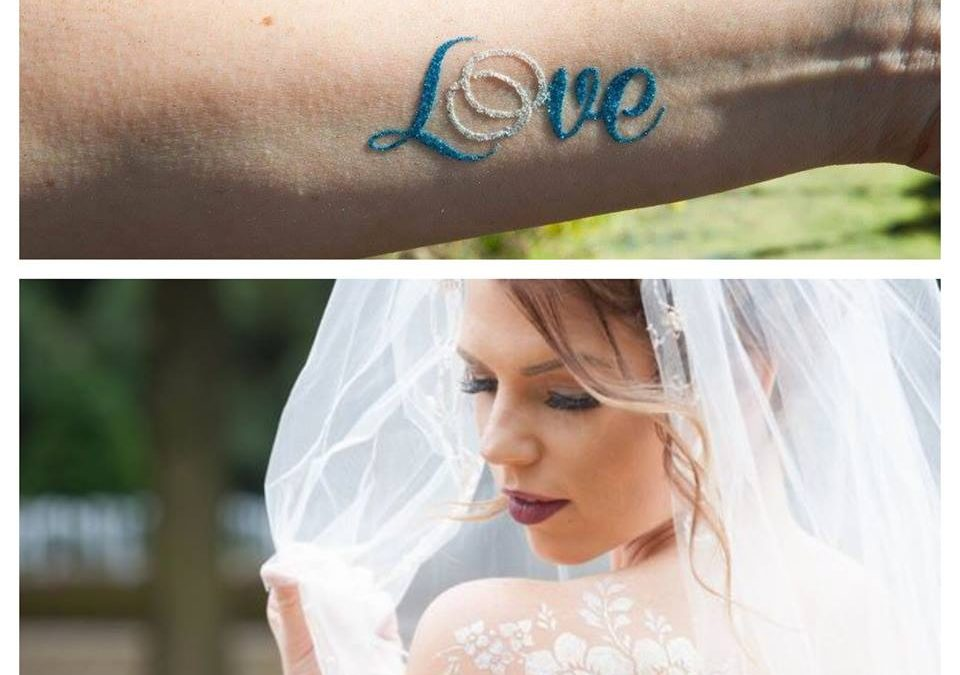 Elevate Your Wedding Day with Elegant Body Art