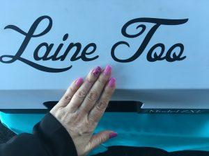 Laine Too - Nail Tattoo