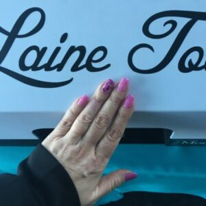 Laine Too - Nail Tattoo
