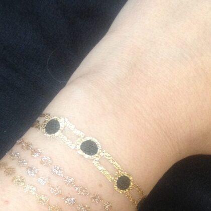 LaineToo Metallic Flash Bracelet