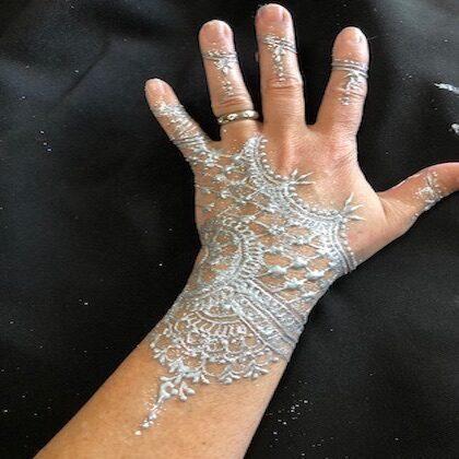 LaineToo Henna Silver